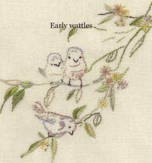 Early wattles stitchout