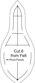 Pear single segment
