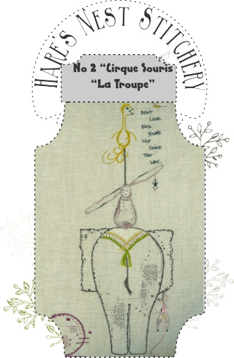 La troupe circus mouse series no 2
