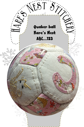 Quaker Ball ABC kit